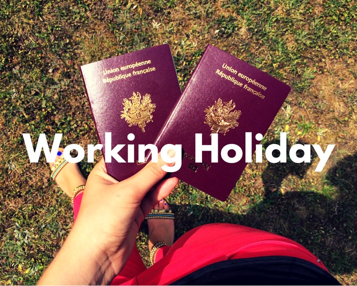 Outils du Working Holidays visa