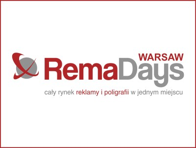 logo rema days remadays warsaw