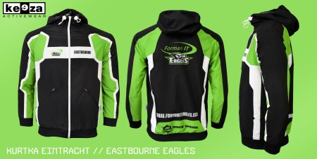 kurtka Eintracht_Eastbourne Eagles