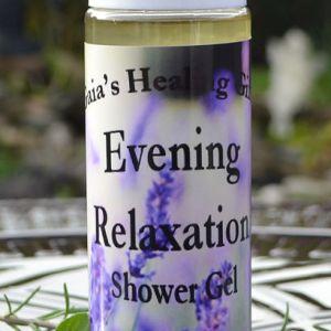 evening shower gel
