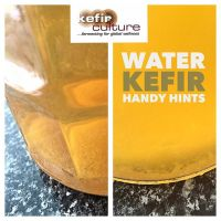 Sediment in water kefir
