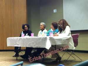 Kirstie Dotson, Patricia Hill Collins, Nira Yuval Davis, Kimberlé Crenshaw