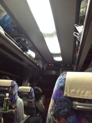 willer bus lights