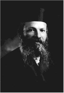 Rabbi Yisroel Kahanovitch