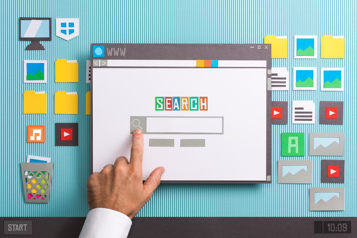 Search and Display Marketing