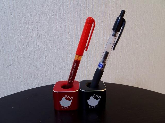 ホテルケーニヒスクローネ神戸のペン立て(新商品)