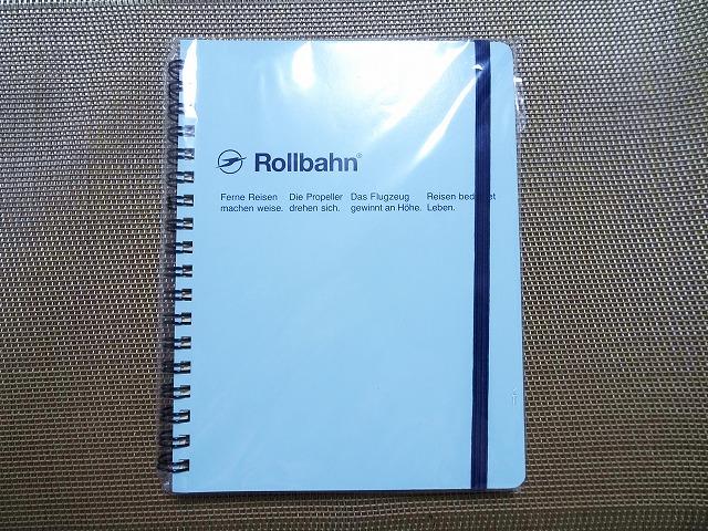 Rollbahn(ロールバーン)のメモ帳