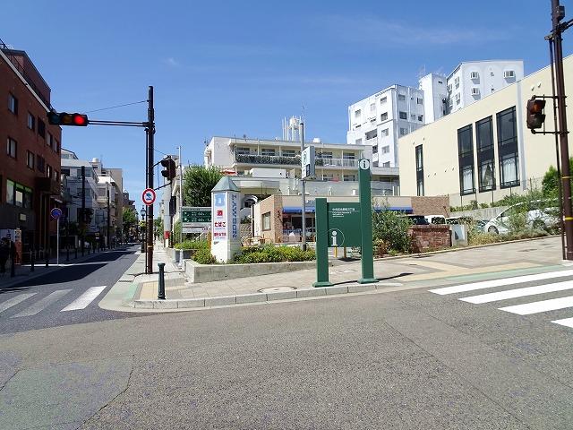 神戸異人館へのアクセス