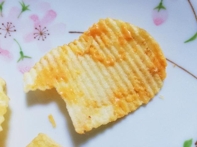 ピザポテトのチーズ増量を望む