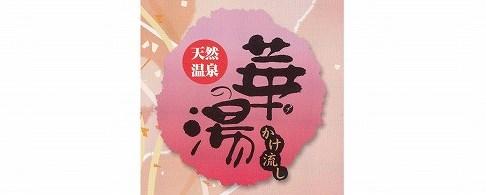 大阪で一番強い塩化物泉「華の湯」