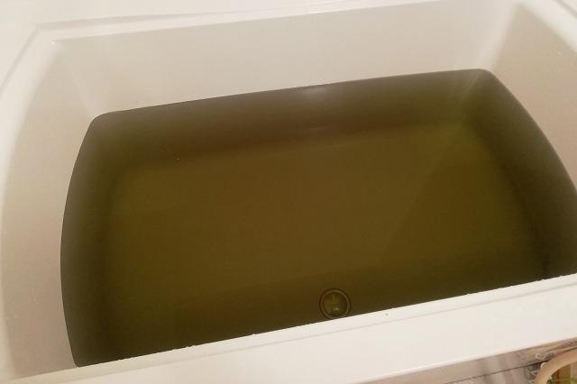 悪魔の風呂(黒)