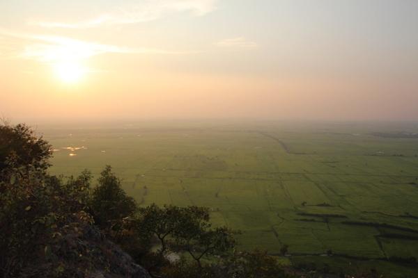 DAY33:カンボジアおすすめ夕日スポット