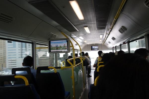 ドバイ バス