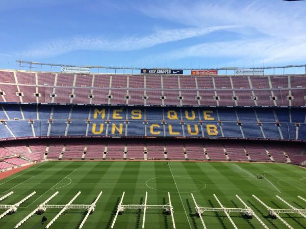 サッカーを愛しているあなたへFromバルセロナ