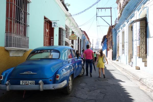 キューバ音楽のパワフルさに感動。