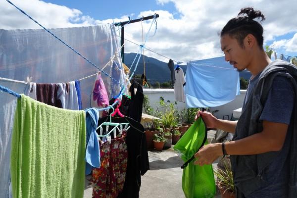世界一周中の洗濯方法を紹介します【スクラバウォッシュバッグレビュー】