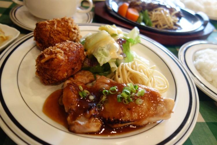 【幡ヶ谷ランチおすすめ】昔ながらの洋食が恋しくなったら「ハーベスト」へ。
