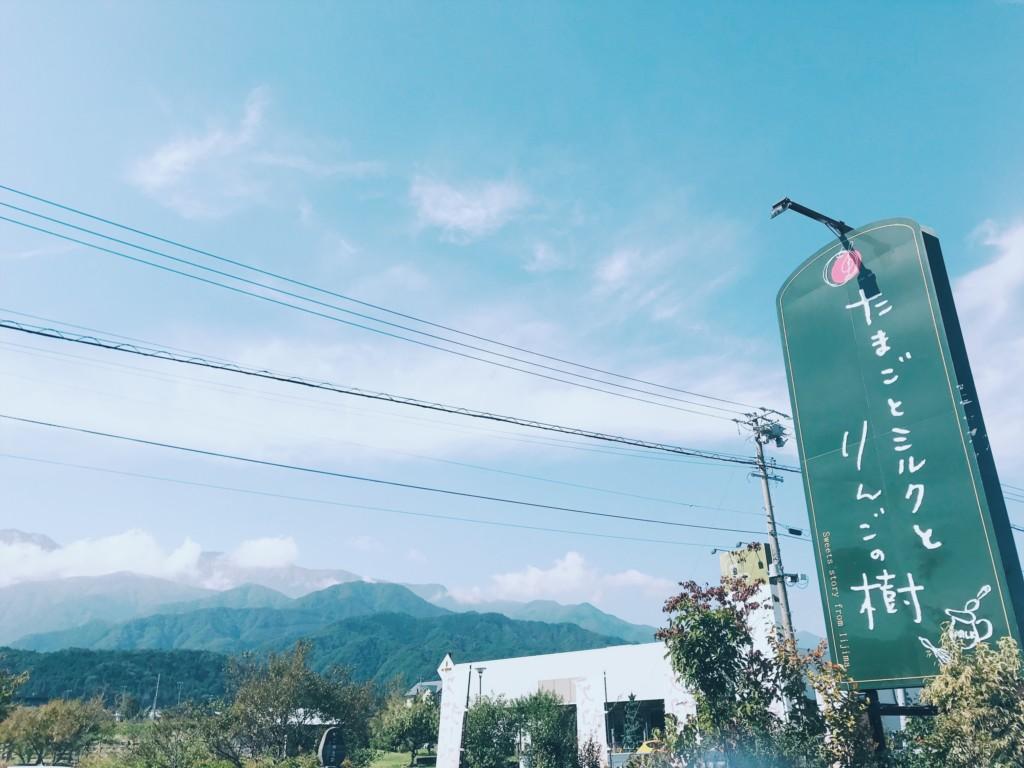 長野・飯島町のお菓子屋さん「たまごとミルクとりんごの樹」に行ってきました!