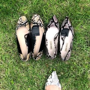 ZARA靴