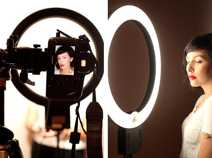 My Beauty Photography and Lighting Setup  keiko lynn