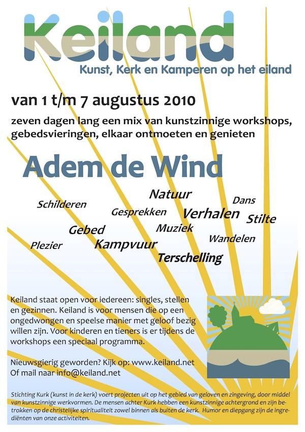 Keiland poster 2010