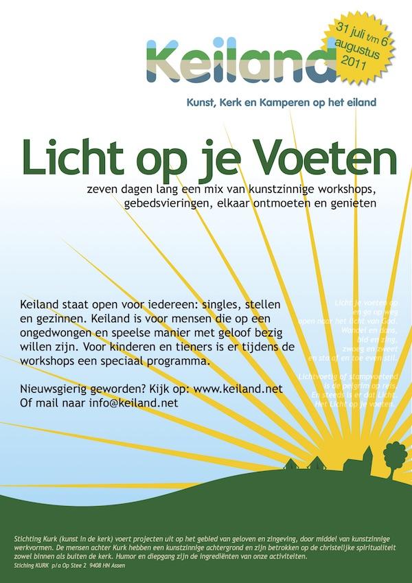 Keiland poster 2011