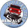 Twisted Jeep Rentals, Moab, Utah, USA