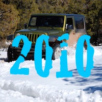 Fotos der Moab Jeep Tour 2010