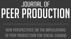 Journal of Peer Production