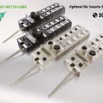 Kompakten IO-Link-Mastermodul von Murrelektronik mit IODD on Board