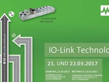 IO-Link Technologietage 2017
