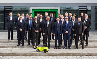 MURRELEKTRONIK Automotive-Team