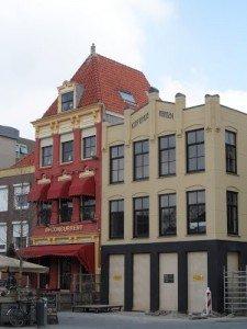 Hier war das Gebäude noch ungenutzt - Creative Commons, Urheber: Danny Danckaert