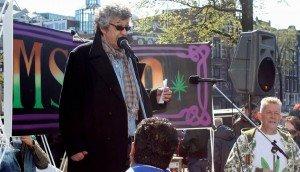 Mario Lap auf dem 420 Smokeout 2012 in Amsterdam, Foto: Stefan Müller