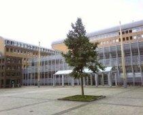 """Wurde hier Recht gesprochen? - Gerichtshof Den Bosch. Creative Commons, Urheber """"Cro-Crop"""""""