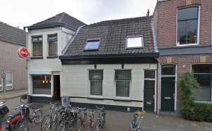 Coffeeshop Sky High in Zwolle (Google Streetview)