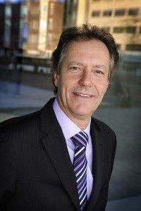 Eindhovens Bürgermeister Rob van Gijzel
