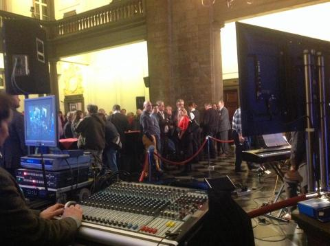 Maastricht Stadhuis verkiezingen