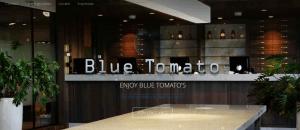 Innenansicht Edelshop Blue Tomato - wie eine amerikanische Dispensary