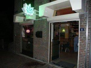 Coffeeshop Kruidentuin in Nijmegen