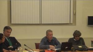 Nol van Schaik und Mario Lap setzen sich für den Gemeindeanbau in Haarlem ein