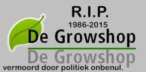 Bald keine Growshops mehr?