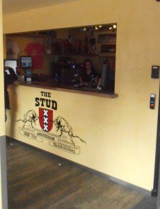 "Coffeeshop ""The Stud"""