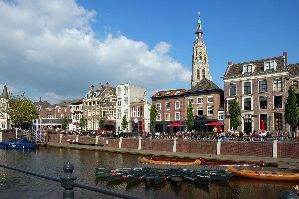 Breda: Touristen unerwünscht? GFDL 1.2, Foto: Ralf Roletschek