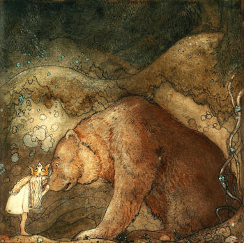Artistic Influences – John Bauer