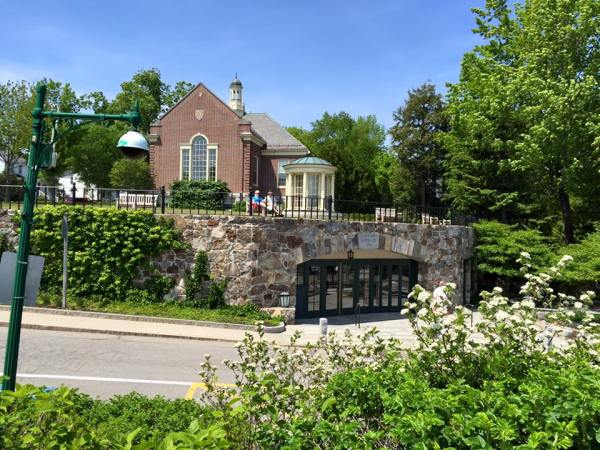 camden maine library