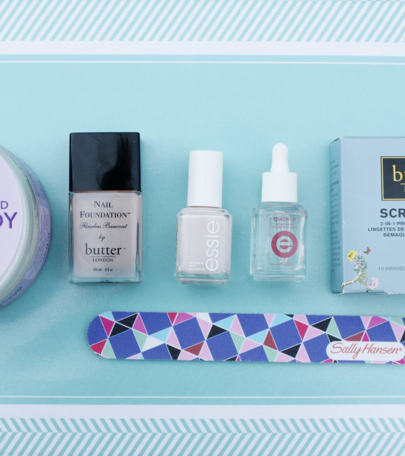 A Pretty Penny   6 Steps to the Perfect Home Manicure