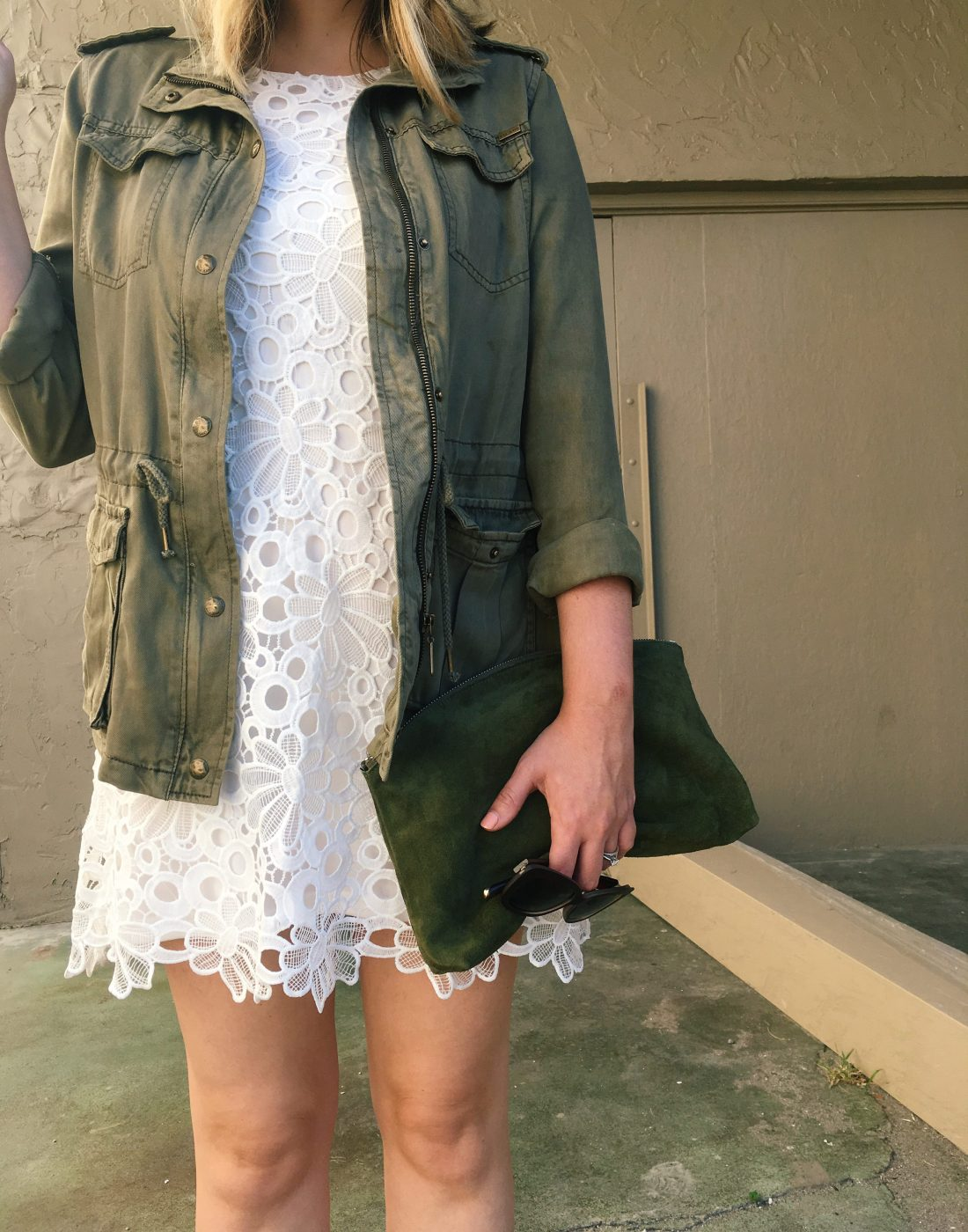 how to wear an anorak jacket, anorak jacket over a dress, style blog, womens fashion, outfit ideas, OOTD