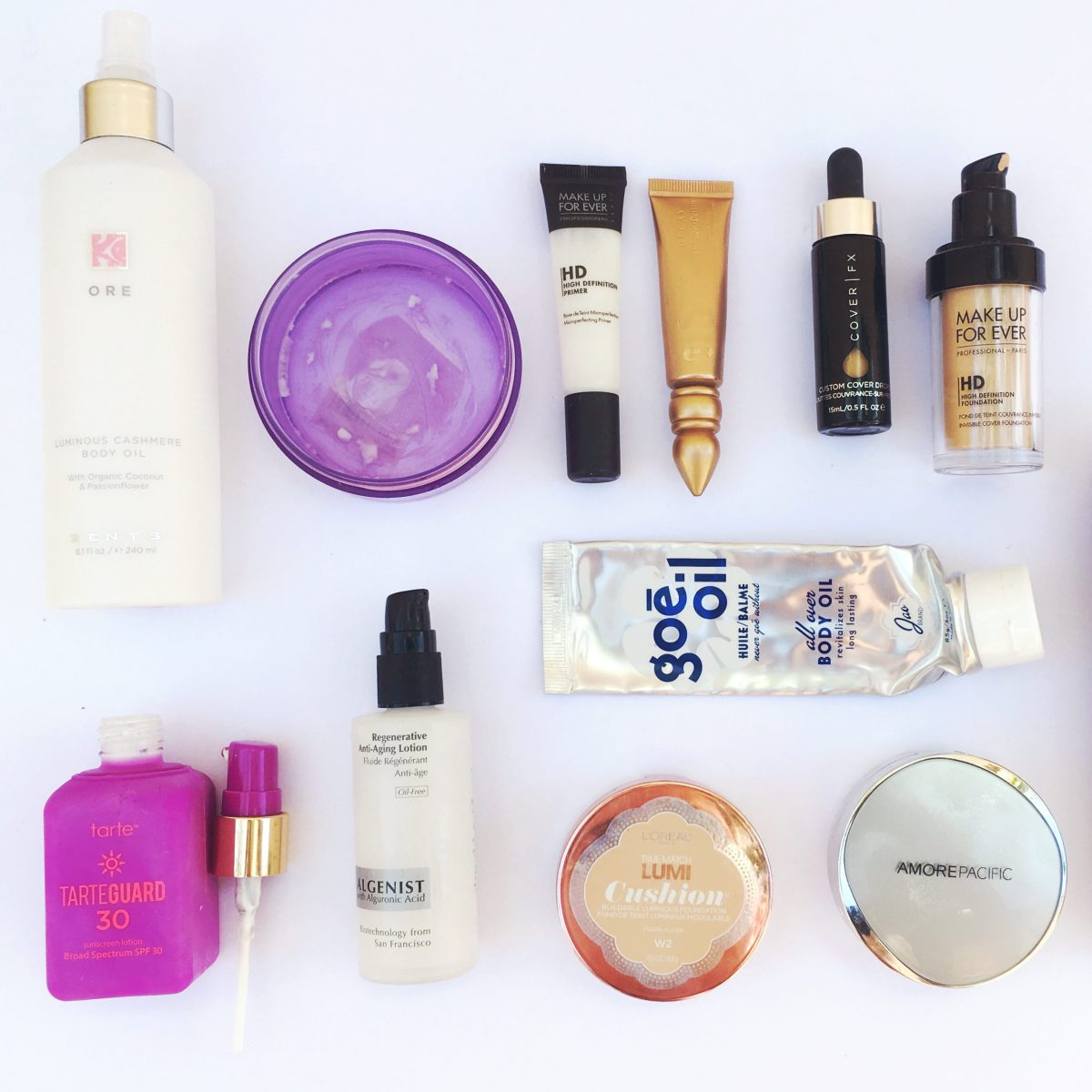 Beauty Empties and Mini Reviews | keiralennox.com