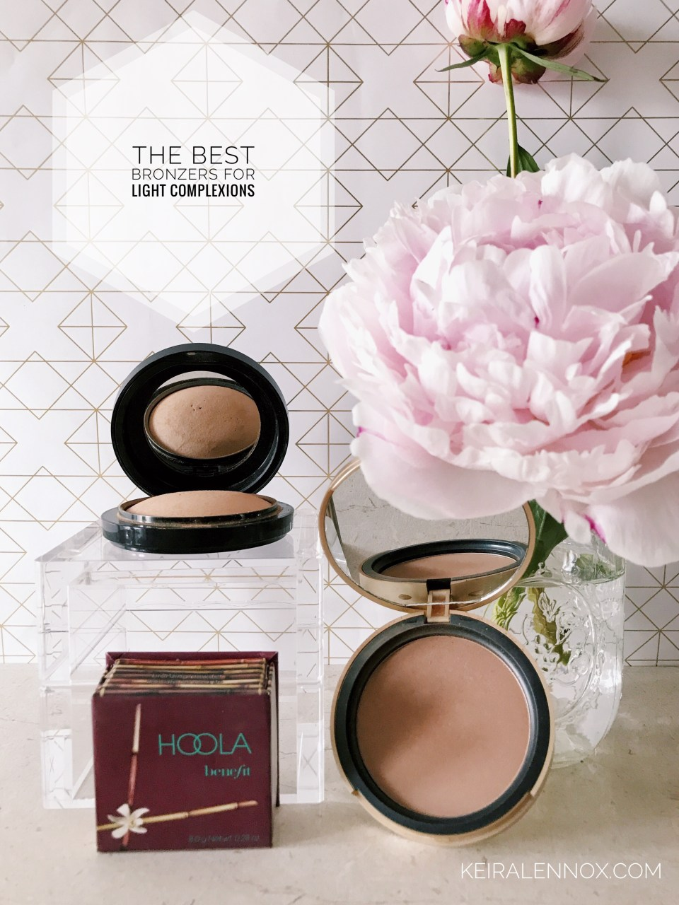 Bronzers For Light Skin, Best Bronzers For Light Complexions
